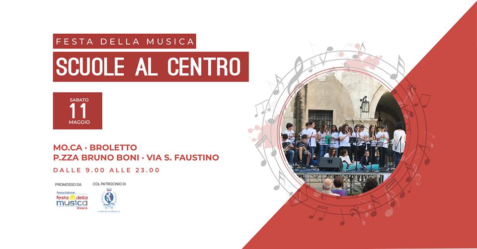 Festa della Musica – Scuole al Centro