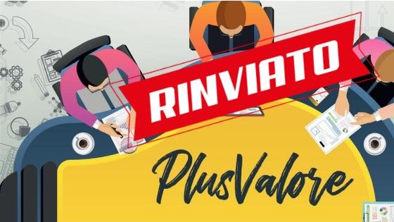 Progetto PlusValore2 (RINVIATO)