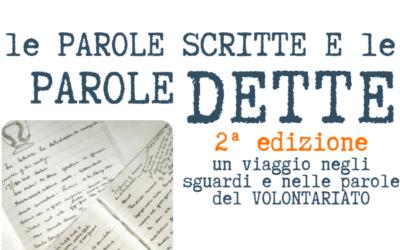 Le Parole Scritte e le Parole Dette 2ª edizione